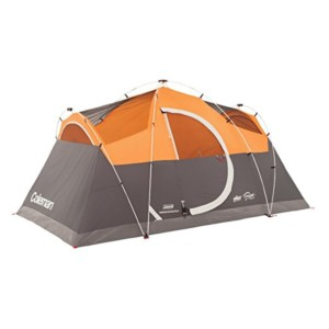 Coleman Yarborough Pass Fast Pitch 6 Person Camping Tent